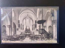CPA (59) CHERENG . Intérieur De L'église.          (G Bis 538) - Autres Communes