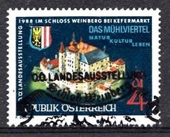 Autriche 1988 Mi.Nr: 1924 Landesausstellung...  Oblitèré / Used / Gebruikt - 1945-.... 2nd Republic