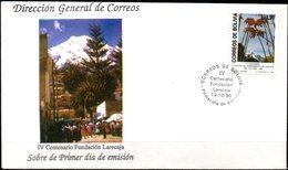 Bolivia 1990 CEFIBOL 1387s SPD  IV Centenario De La Fundación De Larecaja. - Bolivia