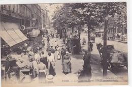 Paris - L'avenue Des Ternes (XVIIe Arrondissement) - Arrondissement: 17