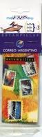 LA CALESITA - CARNET REPUBLICA ARGENTINA AÑO 1996, EN SU ESTUCHE ORIGINAL. TIOVIVO CAROUSEL CARROUSEL - LILHU - Otros
