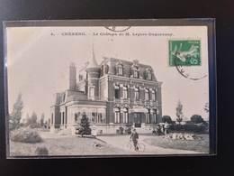 CPA (59) CHERENG. Le Château De M. Lepers -Duquennoy .Animation.        (G Bis 540) - Autres Communes