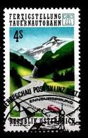 Autriche 1988 Mi.Nr: 1928 Fertigstellung Der Tauernautobahn  Oblitèré / Used / Gebruikt - 1945-.... 2nd Republic