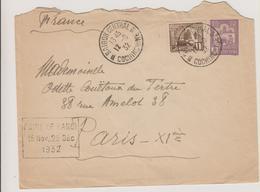 Enveloppe Complete - Cochinchine - Indochina (1889-1945)