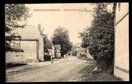 51 -  MARIGNY LE GRAND - Route De Pleurs - Andere Gemeenten