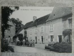 EN BERRY        SURY EN VAUX        LE BUREAU DE POSTE - France