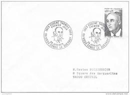 NORD 59  -  VIEUX CONDE LE QUESNOY  - 1ER JOUR D'EMISSION  -  26 6  1975  -  EUGENE THOMAS - 1970-1979