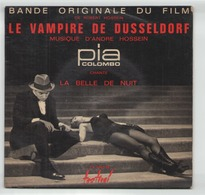 45 TOURS PIA COLOMBO FESTIVAL 1445 BOF LE VAMPIRE DE DUSSELDORF - Filmmusik