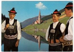 COSTUMI ALTOATESINI - VAL SARENTINO Pr. BOLZANO - 1983 - Costumi