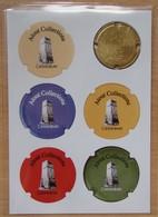 Médaille Touristique Le Pigeonnier De Caissargues 2012 Sous Encart. - Monnaie De Paris