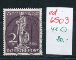 Berlin Nr.  41   O      (ed6503  ) Siehe Scan - [5] Berlin