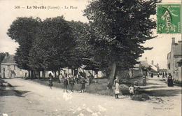 D45  LA NIVELLE  La Place - Francia