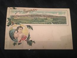 Ancienne Carte Postale - Souvenir De Jérusalem - Souvenir De...
