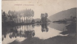 REMOUCHAMPS / L AMBLEVE  1909 - Aywaille