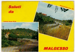 SALUTI DA MALGESSO - VARESE - 1979 - Varese