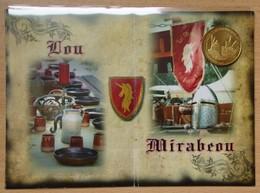 Médaille Touristique LES PENNES MIRABEAU - LA PORTE DES ÉTOILES 2012 - Monnaie De Paris