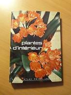 Plantes D'intérieur-Petit Atlas Payot Lausanne-Botanique - 1901-1940