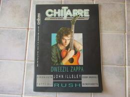 Chitarre N° 30 Dweezil Zappa John Illsley Rush 1988 - Musique