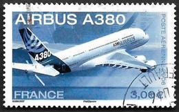 FRANCE  2006  -  PA   69 -  Airbus    -  Oblitéré - Poste Aérienne