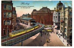 Tarjeta Postal De Hamburgo Circulada.1914 - Alemania
