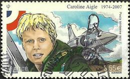 FRANCE  2014  -  PA   78 -  Caroline Aigle  -  3° Choix - Poste Aérienne