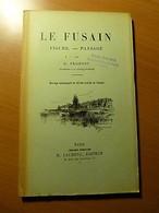 Dessin-Beaux-Arts-Le Fusain-Figure-Paysage-G. Fraipont - Books, Magazines, Comics