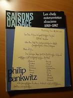 Alsace-Strasbourg-Autonomisme-Les Chefs Autonomistes Alsaciens 1919-1947 - Livres, BD, Revues