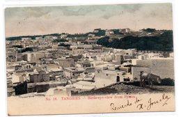 Tarjeta Postal De Tangiers 1908 - Tanger