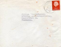 22 III 72 Brief Van ASSENDELFT Naar Eindhoven - 1949-1980 (Juliana)