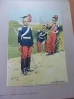 1869-1870. 6e Régiment De Lanciers; à Schlettstadt. Sélestat - Books, Magazines, Comics