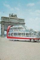 PARIS (75001). Le Carrousel - Le Cityrama - Trasporto Pubblico Stradale