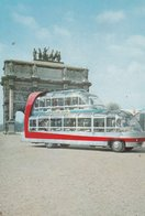 PARIS (75001). Le Carrousel - Le Cityrama - Transport Urbain En Surface