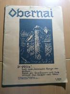 Obernai. Alsace. Blätter üs Owerna Un Sinere Riche G'schicht. Andres A. - Books, Magazines, Comics