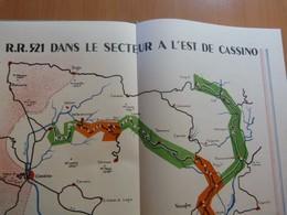 Guerre 39-45. WW II. L'évolution Du Train. Campagne D'Italie. 1ère Armée Française - Livres, BD, Revues