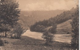 HOUFFALIZE / L OURHTE EN AVAL DU MOULIN DE SPITANCHE  1914 - Houffalize