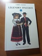 Légendes D'Alsace-T 2-Cernay-Masevaux-Thann-St Amarin-Guebwiller-Soultz-Rouffach - Livres, BD, Revues