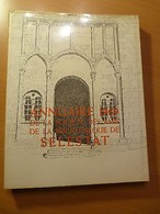 Annuaire Des Amis De La Bibliothèque De Sélestat-Blocus De 1815-Siège De 1870... - Livres, BD, Revues