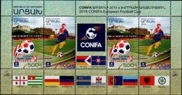 "Artsakh 2019 ""CONIFA European Football Cup In Artsakh"" SS Quality:100% - Arménie"