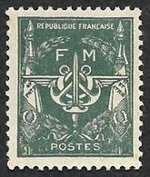 Franchise Militaire  N° 11  - NEUF** - Franchise Militaire (timbres)