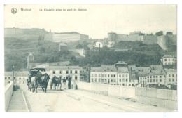 1910, Belgium, Namur. Printed Pc, Used, Special Expo Flag Pmk. - Namur