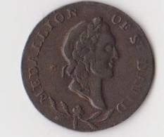 Wales, Saint David Medaillon, 1793, Collectors!!! - Regional Coins