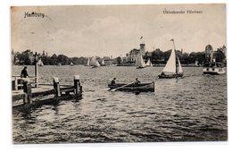 Tarjeta Postal De Hamburgo. 1908. - Alemania