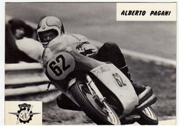 MOTOCICLISMO - MV AGUSTA - ALBERTO PAGANI - Vedi Retro - Motociclismo