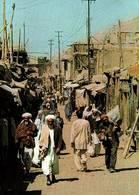 CPM - KABOUL - Vieux Quartier BAZAR - Afghanistan
