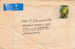 11.-9-90 Brief Nieuw Nickerie Naar Ermelo - Suriname ... - 1975
