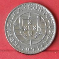 MOZAMBIQUE 20 ESCUDOS 1971 -    KM# 87 - (Nº29412) - Portugal