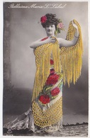 CPA BRODEE ESPAGNE Bellisima Maria L.Labal - Femmes Célèbres