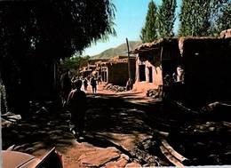 CPM - VILLAGE STREET - Afghanistan