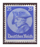3.Reich: 1933: Nr. 481, Postfrisch - Germania