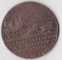 Uk, London, Very Special Token, Early 19th, COLLECTORS!!!! - Monedas Regionales